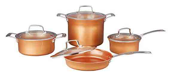 12 Best Copper Bottom Cookware Review 2021 A Complete Guide