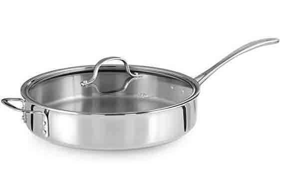 Calphalon tri-Ply Saute Pan
