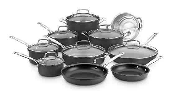 best non stick pots and pans set