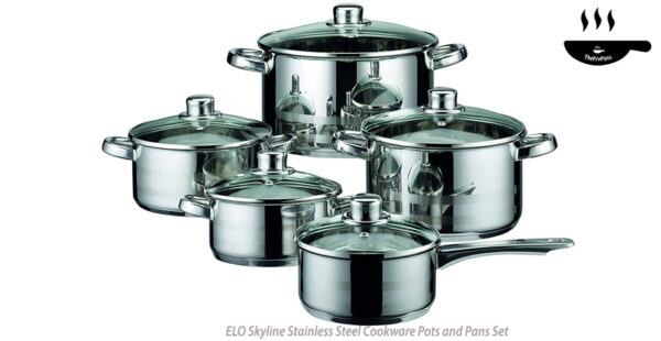BEST COOKWARE SET FOR ELECTRIC STOVES