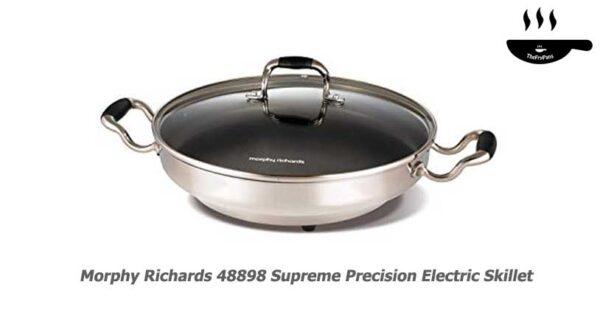 Morphy-Richards-48898-Supreme-Precision-Electric-Skillet