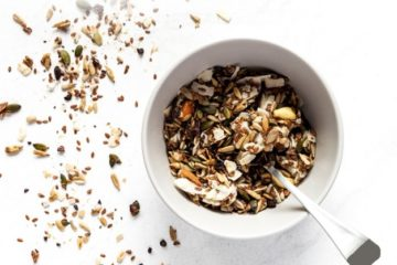 ACTIVATED GRANOLA MIX