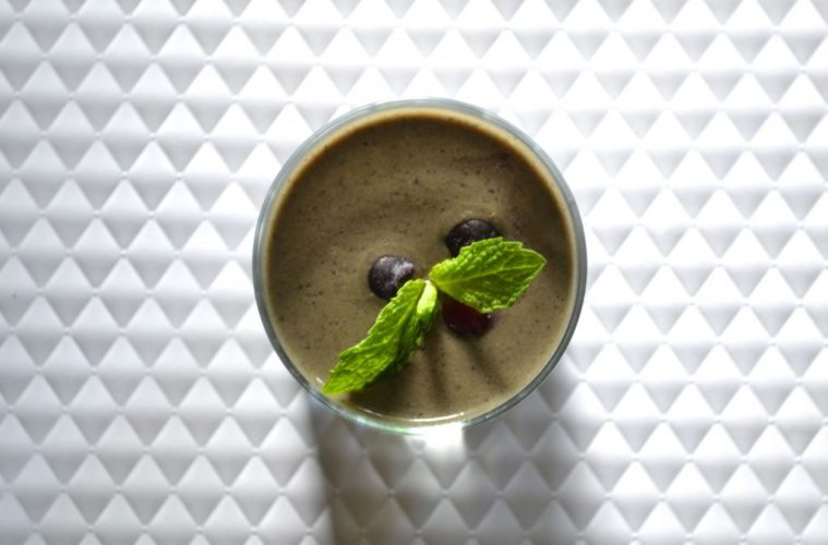 Blitzy Berry Smoothie