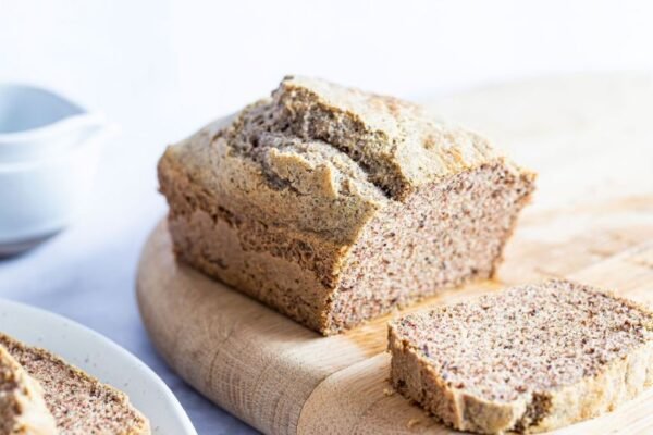 FLAX NUT BUTTER LOAF
