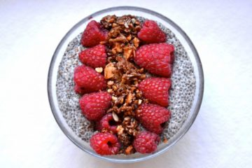 Luscious Chia Pudding
