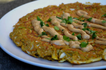 SPICED BUCKWHEAT PANCAKE