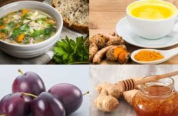 food to reduce risk of coronavirus