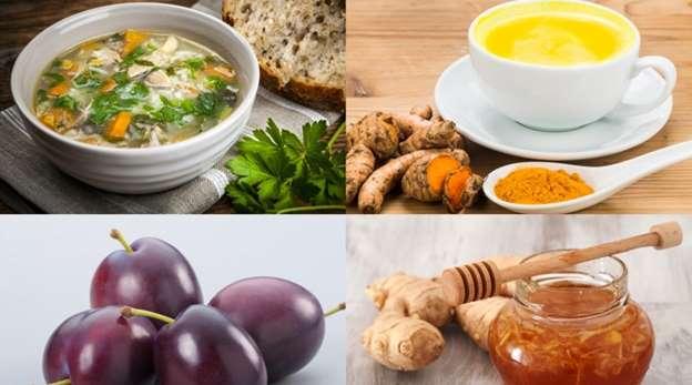 food to reduce risk of coronavirus