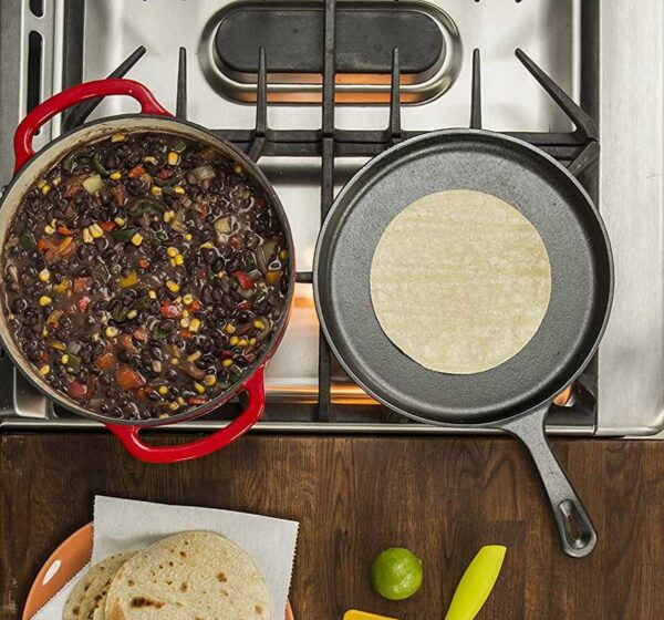 Best cast iron griddle 3 rotated