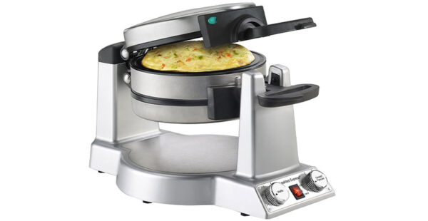 Cuisinart Stainless Steel Breakfast Express Omelet Maker