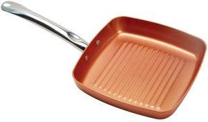 Copper Chef Non Stick Square Fry Pan