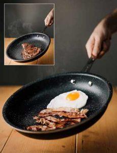 GRANITE STONE 2144 Nonstick Frying Pans