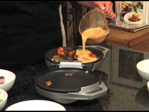 use of omelette maker